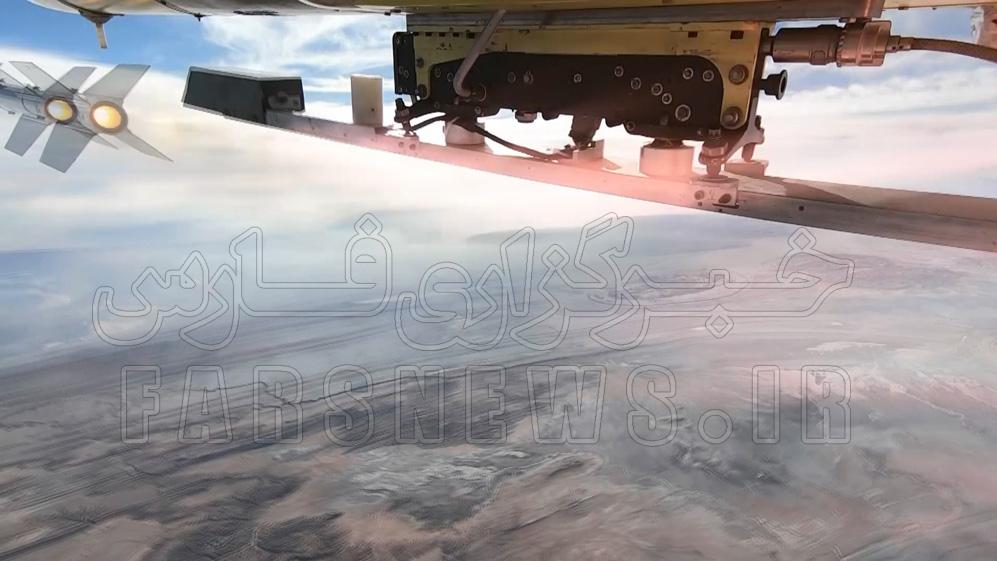 13991018000805 Test NewPhotoFree - ۷ اقدام جدید در رزمایش پهپادی ارتش/ از عملیاتی شدن تاپاتک ایرانی تا سنگ تمام کرار در رهگیری هوایی