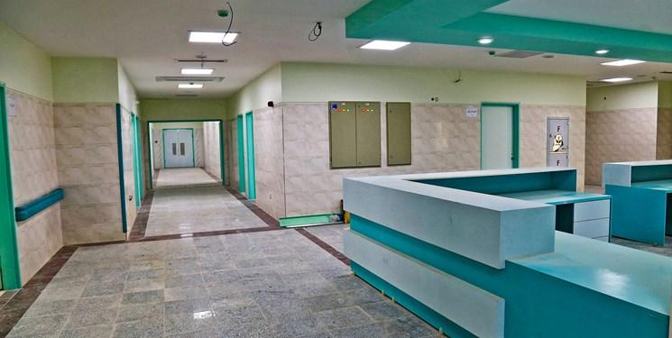 ۱۳ بیمارستان در دوران کرونا تحویل وزارت بهداشت شد/ جانمایی غیرعقلانی بیمارستان مهدیشهر!