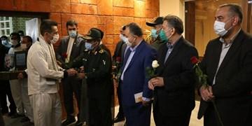 آزادی ١١٦ زندانی جرائم غیرعمد در استان فارس