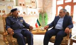 مقام یمنی در دیدار با «ایرلو»: ایران و یمن روابط تاریخی عمیقی دارند
