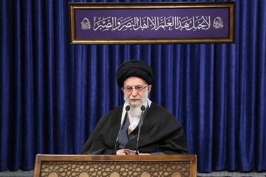 حضرت آیتالله خامنهای رهبر معظم انقلاب