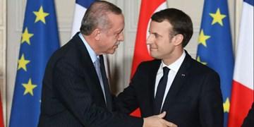 گفتوگوی اردوغان و ماکرون درباره روابط دوجانبه