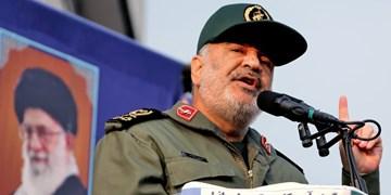 سرلشکر سلامی: هیچ صحنهای برای سپاه بنبست ندارد