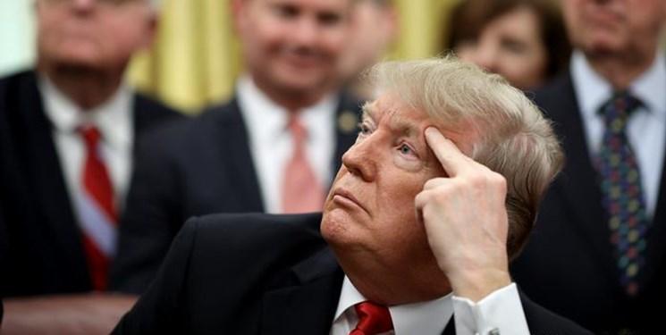ترامپ: مهاجمان به کنگره آمریکا، مجازات میشوند