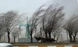 هشدار هواشناسی نسبت به وزش باد شدید و گردوخاک در کرمان