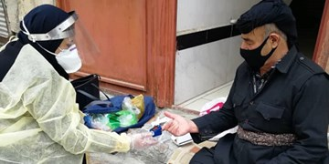 انجام 3405 تست کرونا در کردستان/تشدید فعالیت تیمهای طرح شهید سلیمانی