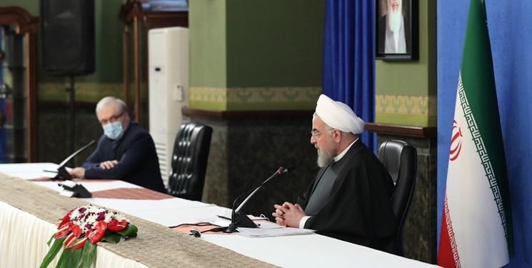 روحانی: وزارت بهداشت به درستی درخواست خارجیها برای آزمایش واکسن روی مردم ما را نپذیرفت