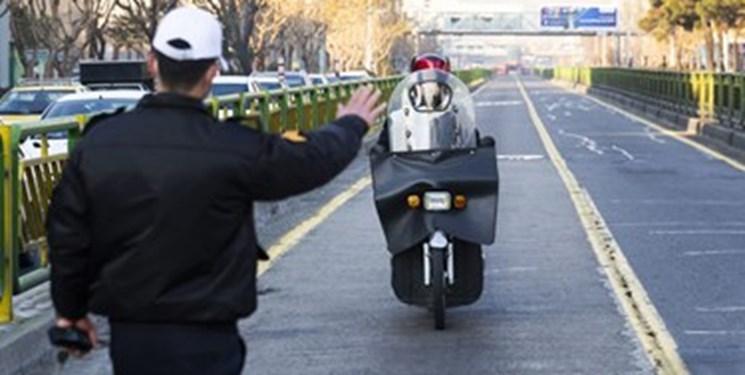 ٪۵۰ از تصادفات فوتی، موتورسواران هستند/«موتوریار» مانع از توقیف ۲۲ هزار موتورسیکلت شد