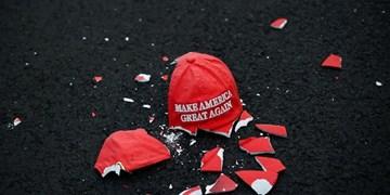 بلومبرگ  فروپاشی قدرت نرم آمریکا با ترامپ شدت گرفت
