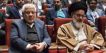 ارائه گزارش فعالیتهای انتخاباتی حزب موتلفه در دیدار بادامچیان با آیتالله حسینی بوشهری