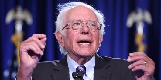 سندرز: میلیونها آمریکایی از دموکراسی دست کشیدهاند