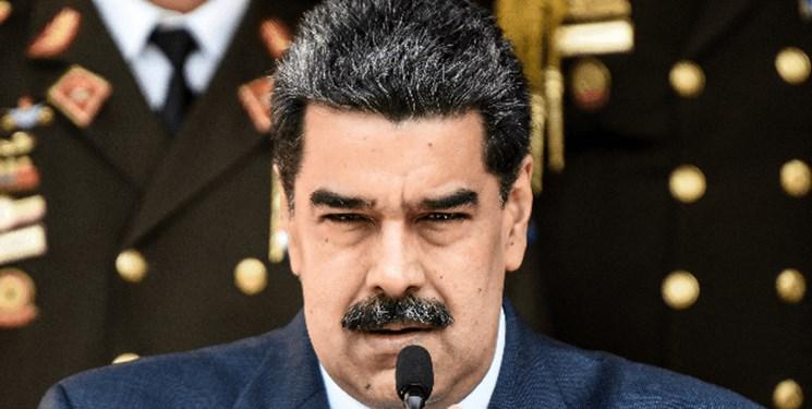 فیلم| مادورو از حمله تروریستی به خط لوله شرکت نفت و گاز دولتی ونزوئلا خبر داد