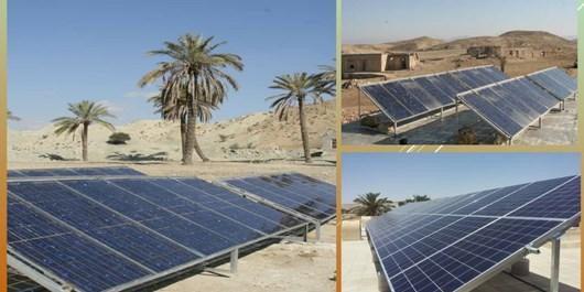 اعطای تسهیلات بانکی جهت نصب و راه اندازی نیروگاه خورشیدی در فارس