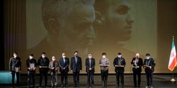اختتامیه جایزه عکس «روایت سرباز»