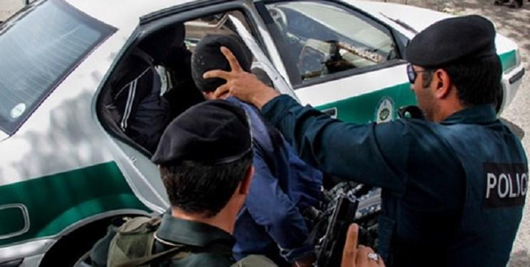 13991021000174 Test PhotoN - دستگیری پنج فروشنده موادمخدر و یک اوباش در شهرکرد