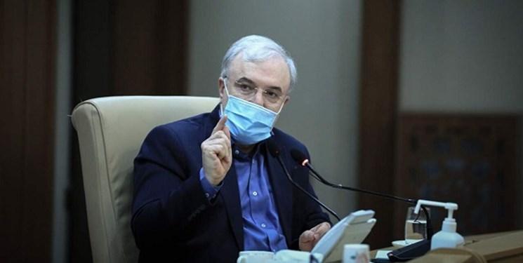 وزیر بهداشت دو روز قبل از سخنان رهبر انقلاب درباره واکسن چه گفت؟