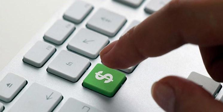 چند درصد خرید مردم اینترنتی است؟