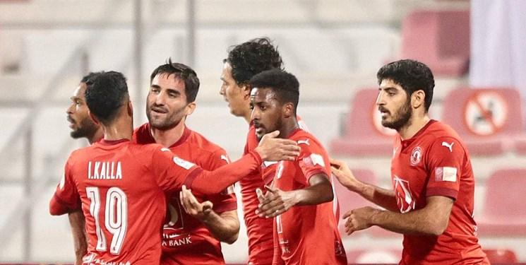 لیگ ستارگان قطر| محمدی و ترابی در ترکیب العربی مقابل الغرافه