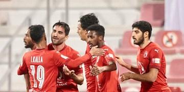 محمدی در ترکیب تیم منتخب هفته شانزدهم لیگ ستارگان قطر