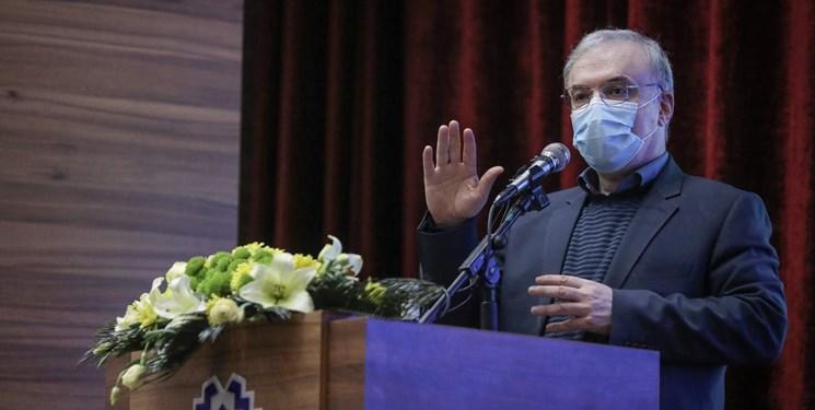 چند صدایی در دولت؛  واکنش وزیر بهداشت به اظهارات دیروز روحانی +فیلم