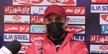 گل محمدی: احترام زیادی برای تراکتور قائل هستم/ فردا یکی از روزهای سخت ما خواهد بود