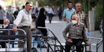 سفره باربران بازار تهران رنگین میشود+عکس