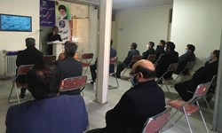 کانون بسیج رسانه ابهر افتتاح شد