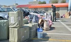 توقیف ۶ میلیارد ریال کالای قاچاق در ماهشهر