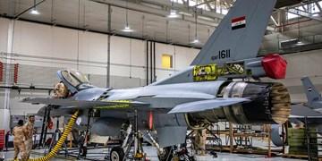 ناوگان جنگندههای آمریکایی «اف-16 عراق» در آستانه فروپاشی قرار داد
