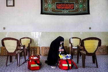 روستای کم جمعیت و سیل زده شول شهرستان دشتستان استان بوشهر، اولین مکانی ست که گروه جهادی پزشکی شهید کاظمی آشتیانی به منظور خدمت رسانی، در آنجا حضور پیدا می کند.