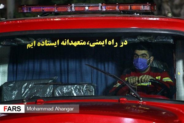 آزمون استخدامی آتشنشانی تهران به کجا رسید؟