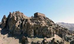 فیلم| سفری حیرت انگیز بر فراز قلعه دختر یا قیزقالاسی میانه