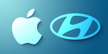 توافق اپل و هیوندای برای ساخت خودرو