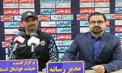 حسینی: سه امتیاز بازی با شهرخودرو برایمان از نان شب واجبتر است