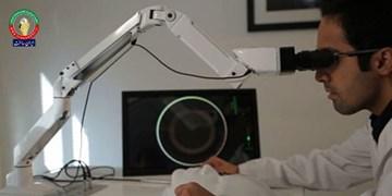 دستگاه شبیهساز جراحی چشم ایرانساخت به چین صادر شد