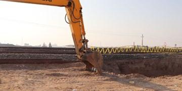 پیشرفت ۳۰ درصدی پروژه تقاطعهای محمدآباد و داودآباد قرچک