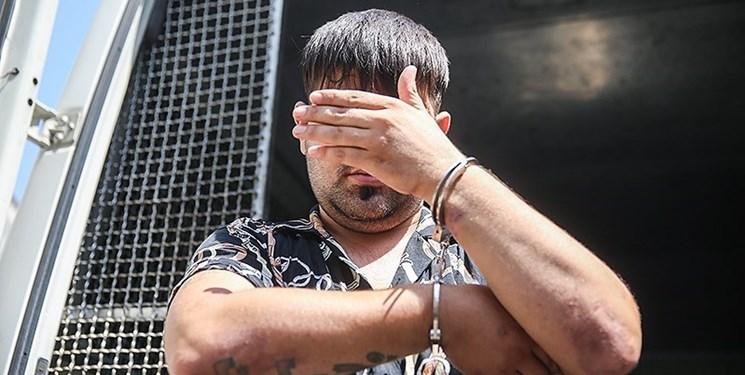 دستگیری شرور  مست در تبریز