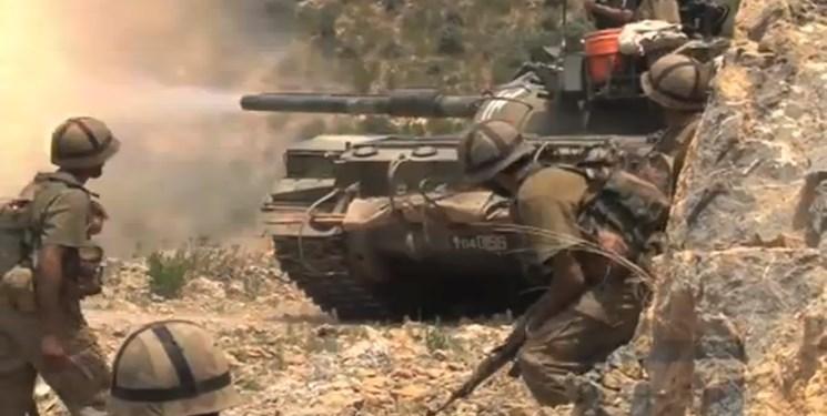 آغاز عملیات گسترده علیه تروریستها در بلوچستان پاکستان