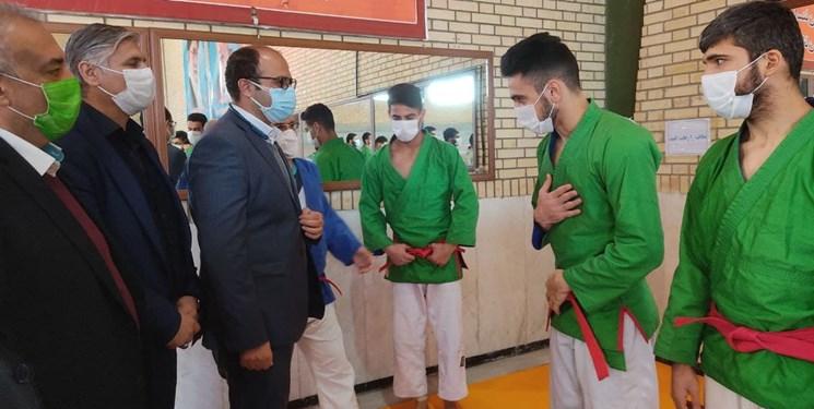 کمپ بینالمللی کوراش آسیا در بجنورد افتتاح شد