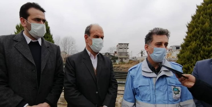 اختصاص ۱۲ میلیارد تومان اعتبار برای پاکسازی گیاه سنبل آبی در گیلان