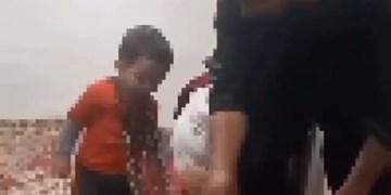 بازداشت پدر کودک آزار در عجب شیر/برای سرگرمی و مزاح این کار را کردم!