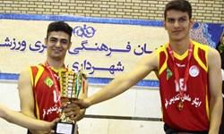 بسکتبالیستهای ایثار قم در اردوی پارالمپیک توکیو