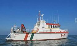 ۵ سرنشین شناور صیادی در دریای عمان نجات یافتند