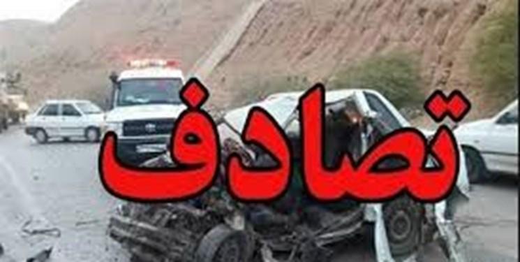 حادثه خونین رانندگی در محور بستان آباد-سراب