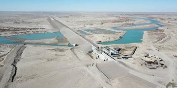 افغانستان سد کمال خان در نزدیکی مرز ایران را آبگیری میکند