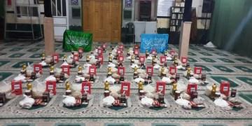 توزیع ۲۵۰۰ بسته غذایی توسط مسجدی در تهران