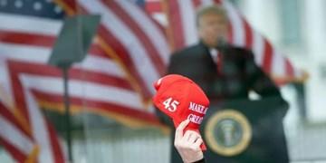 محبوبیت ترامپ به پایینترین حد رسید