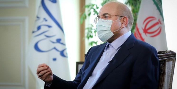 قالیباف: به طهرانی مقدمها و حاجیزادهها که بازدارندگی ایران را افزایش میدهند افتخار میکنیم