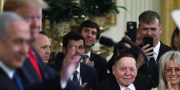 «شلدون ادلسون» میلیاردر حامی ترامپ و نتانیاهو مُرد
