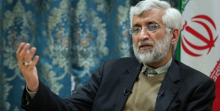 جلیلی: آمریکا با بازگشت بدون هزینه به برجام 1500 تحریم را روی میز ایران میگذارد